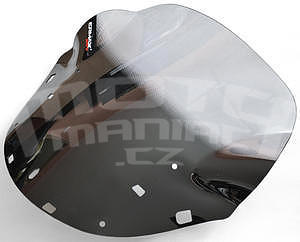 Ermax Sport krátké plexi - Suzuki Burgman 650 Executive 2005-2012 - 1