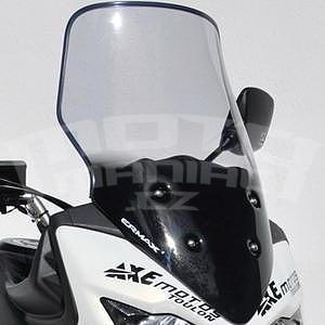 Ermax turistické plexi +8cm (50cm) - Suzuki V-Strom 650/XT 2011-2016, čiré