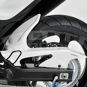 Ermax zadní blatník s krytem řetězu - Suzuki V-Strom 650/XT 2011-2016, 2012 white (YPA)