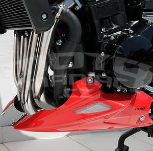 Ermax kryt motoru - Suzuki Bandit 650/S 2009-2012, 2009 red (YVZ)