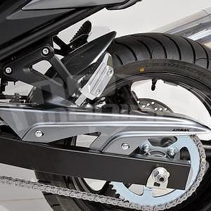 Ermax zadní blatník s krytem řetězu - Suzuki Bandit 650/S 2009-2012, bez laku - 1
