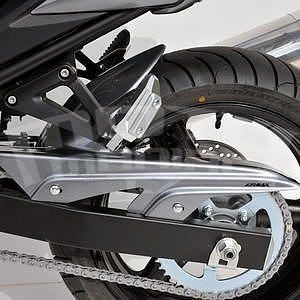 Ermax zadní blatník s krytem řetězu - Suzuki Bandit 650/S 2009-2012, 2009 metal anthracite grey (YHG)