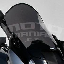 Ermax turistické plexi +10cm (47cm) - Suzuki Bandit 650S 2009-2012, černé kouřové