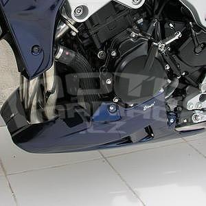Ermax kryt motoru - Suzuki GSR600 2006-2011, 2006 navy metal blue (YKZ)