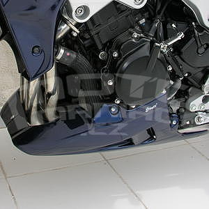 Ermax kryt motoru - Suzuki GSR600 2006-2011, 2007/2008 navy metal blue (pearl suzuki deep blue/YBA)