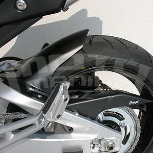 Ermax zadní blatník s krytem řetězu - Suzuki GSR600 2006-2011, 2006/2007 satin black (YKV)