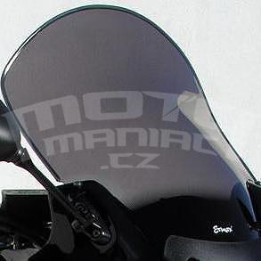 Ermax turistické plexi +10cm - Suzuki GSX650F 2008-2016, černé kouřové