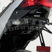 Ermax podsedlový plast - Suzuki GSX650F 2008-2016, bez laku - 1