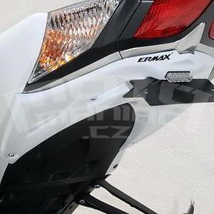 Ermax podsedlový plast s držákem SPZ - Suzuki GSX-R1000 2009-2016, 2013/2014 white (YWW/serie 1 million)