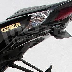 Ermax podsedlový plast s držákem SPZ - Suzuki GSX-R1000 2009-2016, 2014 satin black (YKV)