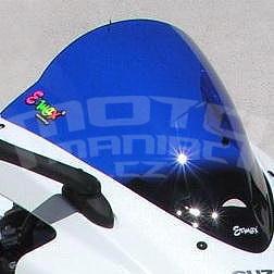 Ermax Aeromax plexi - Suzuki GSX-R600/750 2008-2010, modré