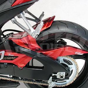 Ermax zadní blatník s krytem řetězu - Suzuki GSX-R600/750 2008-2010, bez laku - 1