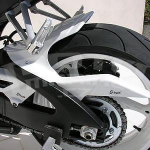 Ermax zadní blatník s krytem řetězu - Suzuki GSX-R600/750 2008-2010, white (YBD)moto white and blue