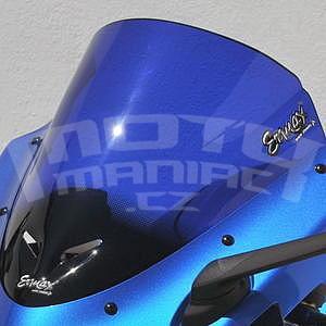 Ermax Aeromax plexi - Suzuki GSX-R750 2011-2016, modré