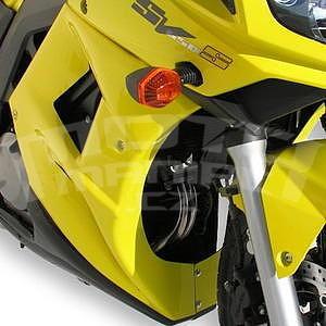 Ermax spodní boční kapoty - Suzuki SV650/S/SA 2003-2008, 2004 lemon yellow (YU9)
