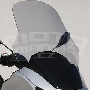 Ermax turistické plexi 74cm - Piaggio MP3 125/250/400 2006-2013, čiré