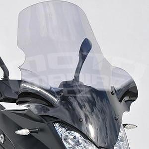Ermax turistické plexi +18cm (80cm) - Quadro Quadro 3D 350/350 S 2012-2013, čiré