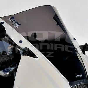 Ermax Aeromax plexi 37cm - Triumph Daytona 675 2009-2012, černé kouřové