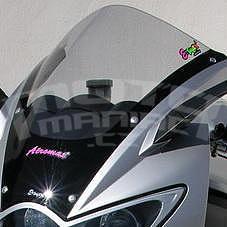 Ermax Aeromax plexi - Triumph Sprint ST 1050 2005-2010, čiré