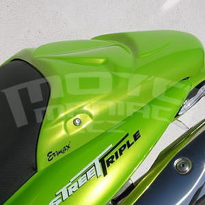 Ermax kryt sedla spolujezdce - Triumph Street Triple 2007-2011, bez laku - 1