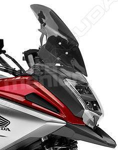 Barracuda Aerosport plexi štít - Honda NC750X 2016 - 1