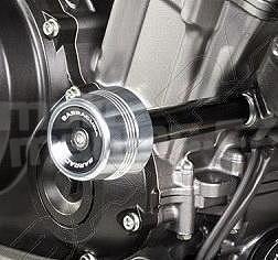 Barracuda padací protektory - Honda CB500X 2016 - 1