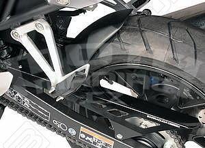 Barracuda zadní blatník s krytem řetězu - Honda CB500X 2016 - 1
