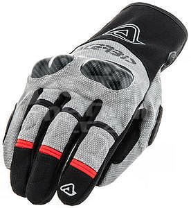 Acerbis Adventure Gloves - black/grey - 1