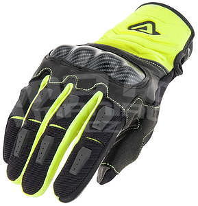 Acerbis Carbon G 3.0 Gloves - fluo yellow/black - 1