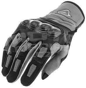 Acerbis Carbon G 3.0 Gloves - black/grey - 1