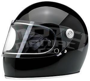 Biltwell Gringo S - Gloss Black - 1