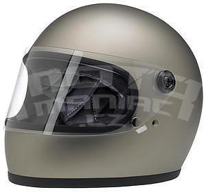 Biltwell Gringo S - Flat Titanium - 1