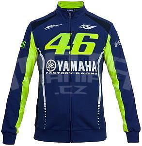 Valentino Rossi VR46 Yamaha mikina pánská - 1