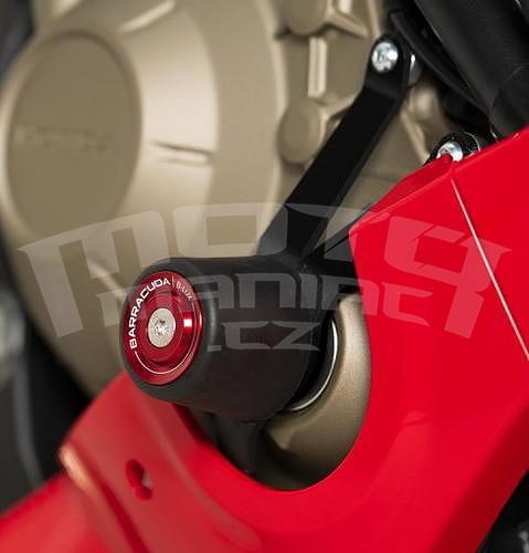Barracuda padací protektory - Honda CBR1000RR Fireblade 2017-2019 - 1