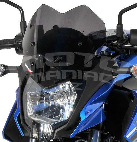 Ermax Sport plexi větrný štítek 26cm - Kawasaki Z125 2019-2020 - 1