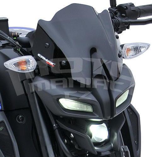 Ermax Sport plexi - Yamaha MT-125 2020 - 1