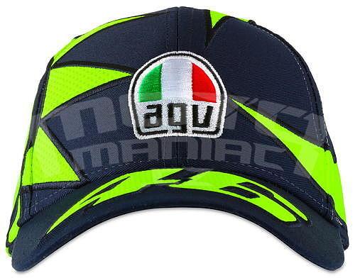 Valentino Rossi VR46 kšiltovka - AGV - 1