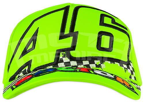 Valentino Rossi VR46 kšiltovka dětská - 1