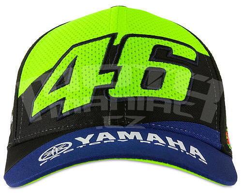 Valentino Rossi VR46 kšiltovka dětská - edice Yamaha - 1