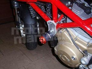 Rutan protektory rám Ducati Hypermotard 1098 - 2