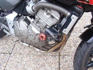 "Rutan protektory rám Honda CB 600F ""Hornet"" 1998-2006 - 2"