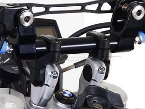 SW-Motech Vario zvýšení řidítek černé - 2