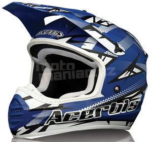 Acerbis Atomik modrá - 2