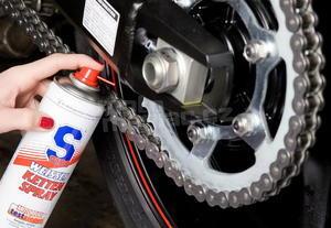 S100 White Chain Spray, 75 ml - 2