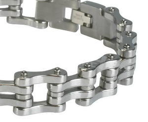 Stainless-Steel Strap Chain 21 cm - 2