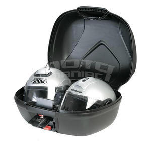 Moto-Detail Top-Case 48 litres, Incl. Mounting Plate - 2
