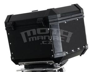 Trax Evo Alu Top-Box 38 Litres, Black - 2