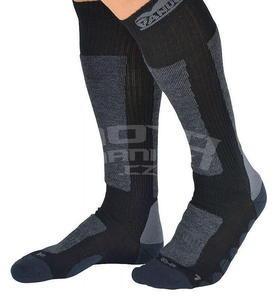 Vanucci Moto Socks Long Black - 2