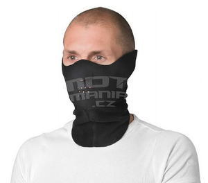 Held Face Protector Black, Neoprene, Fleece - 2