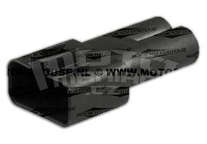 Accel Regulator Black - 99-03 Dyna(NU) - 2